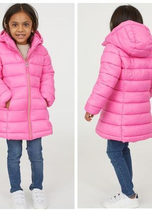Стильна курточка плащик для дівчаток від h&m німеччина