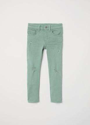 Стильні джинси для дівчаток від h&m іспанія