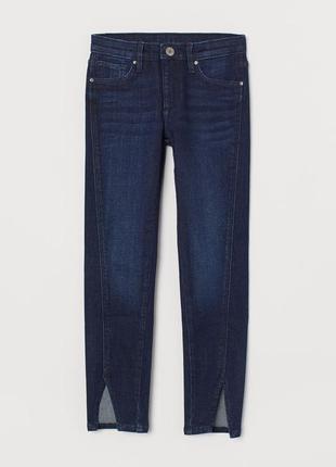 Стильні джинси skinny fit ankle для дівчат h&m