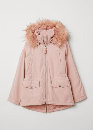 Демі парка куртка для дівчаток від h&m німеччина