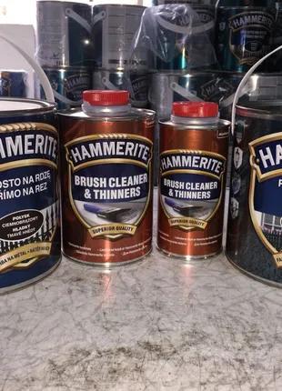 Краска hammerite, молотковая краска, хаммерайт, фарба