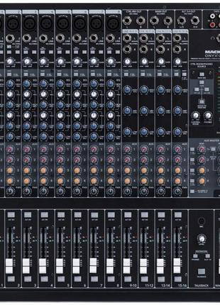 16-канальний микшерний пульт Mackie Onyx 1620