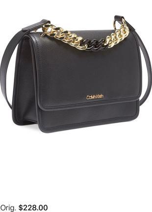 Новая сумка ariela calvin klein натуральная кожа стоимостью 228$