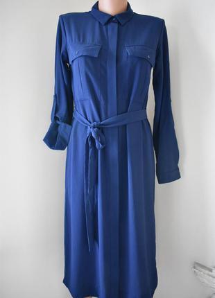 Платье-рубашка warehouse