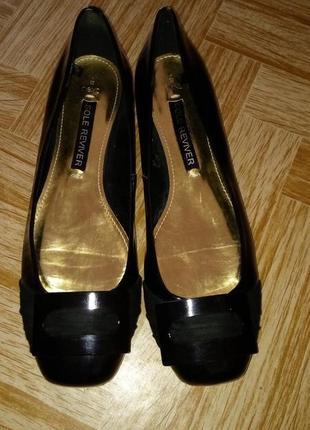 Абсолютно новые туфли балетки next sole reviver
