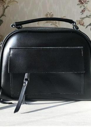 Кожаная сумка клатч шкіряний шкіряна жіноча женская