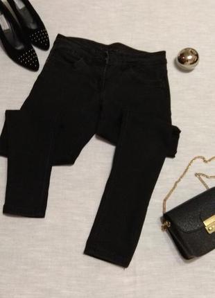 Плотные стрейчевые джинсы- скинни /идеальная посадка/от river isl