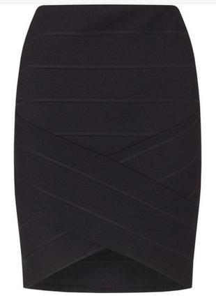 Стильная бандажная юбка от miss selfridge