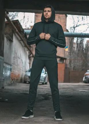 Спортивный  костюм Moonlight серый