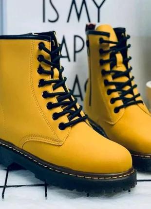 Новые деми ботинки