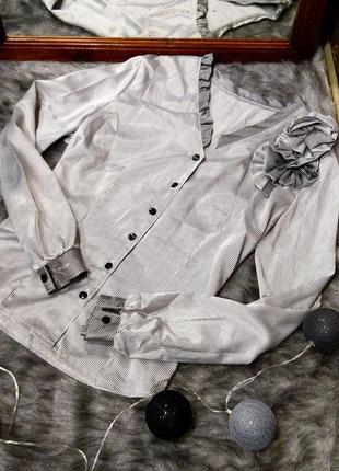 #розвантажуюсь блузка кофточка в трендовую полоску