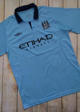 Футбольная футболка manchester city мс манчестер 2012 umbro