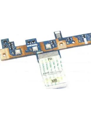 Кнопка включения Aser Aspire 5334  eMachines E525 LS-4851P