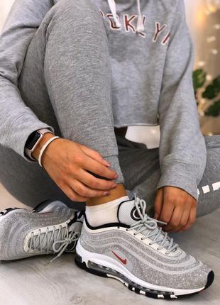 Nike air max 97 swarovski 🔺женские кроссовки