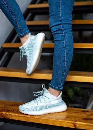 Adidas yeezy boost 350 🔺женские кроссовки