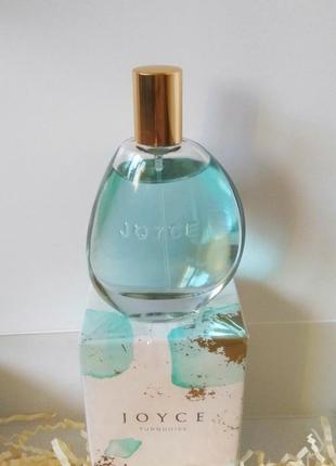 Туалетная вода joyce turquoise [джойс терквойз] 37767