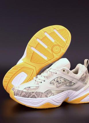 Nike m2k tekno grey ♦ женские кроссовки ♦ весна лето осень