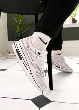 Nike Air Max 1 Schematic(Топ качество)
