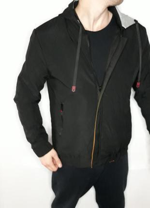 Куртка мужская на весну двусторонняя