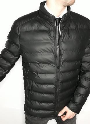 Куртка демисезонная стеганая мужская