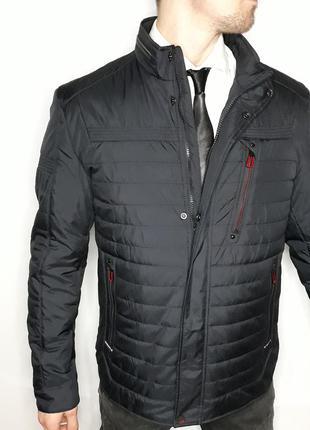 Куртка мужская элитная синяя