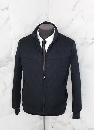 Куртка мужская демисезонная синяя