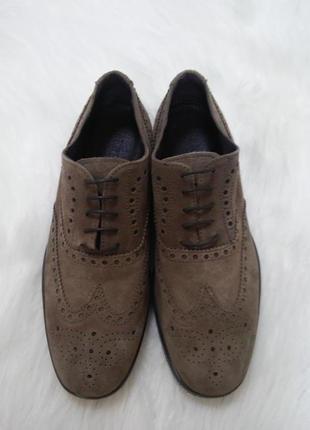 Распродажа туфли замшевые италия