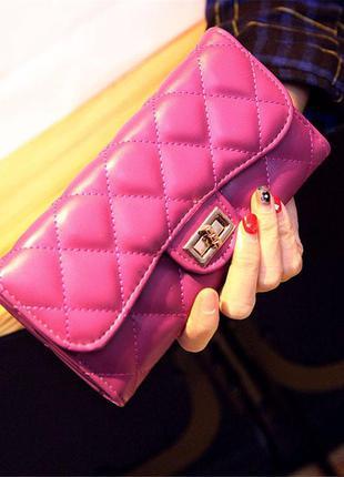 25 элегантный кошелёк