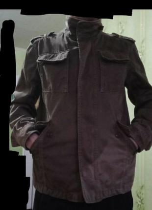 куртка дизель фирменая