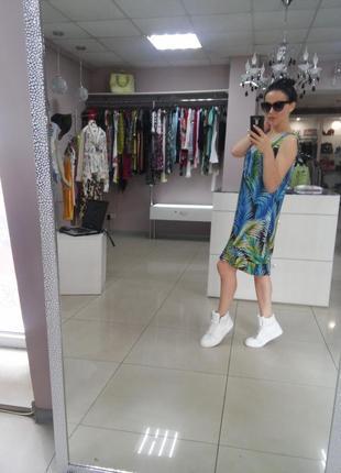 Крутое летнее платье по цене закупки греция