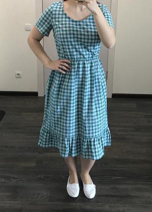 Легкое платье, сарафан