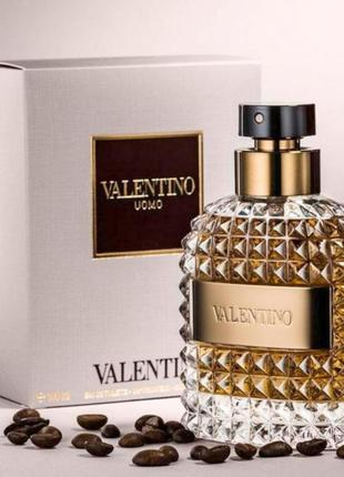 Valentino Uomo men_Оригинал EDT_5 мл затест_Распив