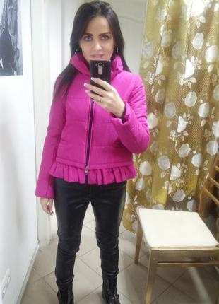 Новая курточка италия