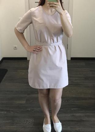 Легкое платье s-m