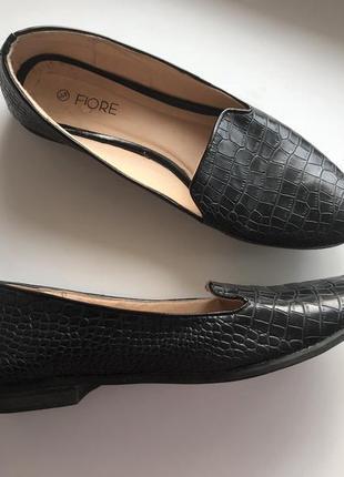 Лоферы, мокасины, туфли