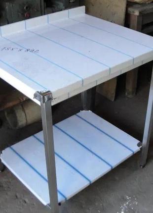 Производственный стол, стол для мучных изделий, стол для разделки