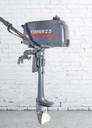 Лодочный мотор Fisher T2.5 BMS