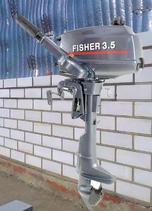 Fisher T3.5 BMS лодочный мотор