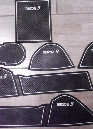 Коврики Мазда 3 Mazda 3