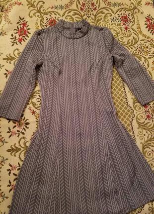 Красивое женское платье, 42 размер