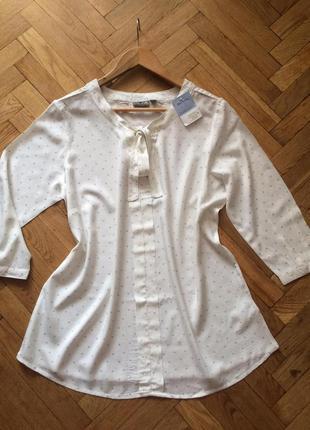 Удлиненная блузка,рубашка,туника,blue motion,оригинал