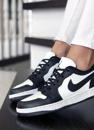 Женские кеды  Nike Air Jordan 1 Low - арт. 9159
