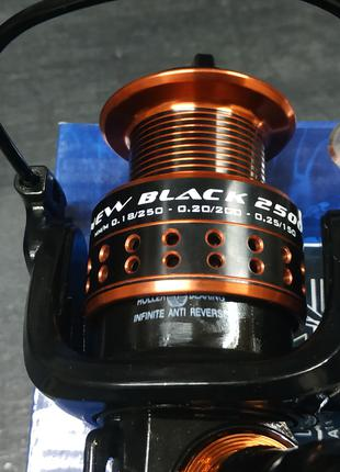 Катушка ALLUX New Black 2500, 4000