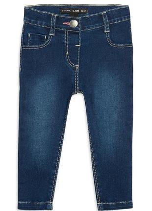 2-3 года, джинсы denim co.