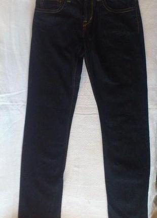 Джинсы мужские темно-синие azgard nine джинси чоловічі темно-сині