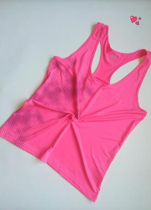 Майка crivit,борцовка спортивная яркая, одежда для фитнеса