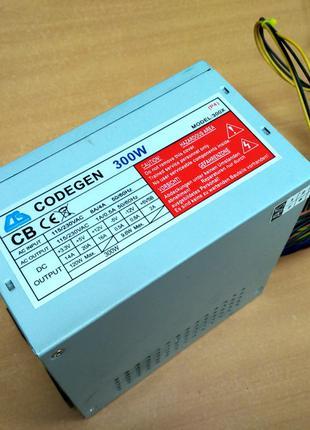 Блок питания ATX на TL494 KA7500 для ПК Codegen 300X 300W