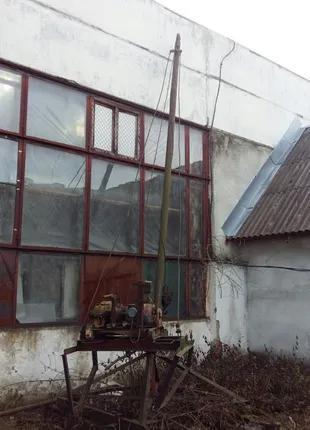 """Кран стріловий """"Піонер"""" КПМ г / п-500"""