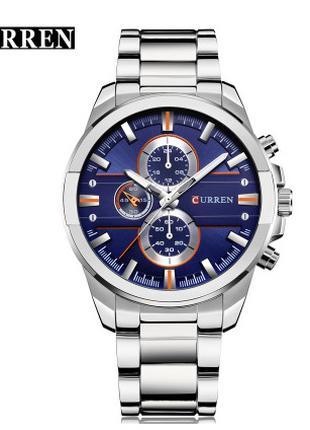 Часы наручные мужские CURREN 8274 SilverB M193
