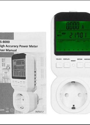 Ваттметр (измеритель мощности) TS-8000EU